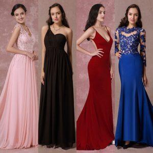 Les longues robes de soirée sexy 2017