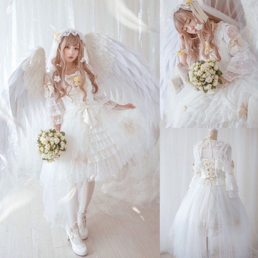 Wedding Lolita Dress
