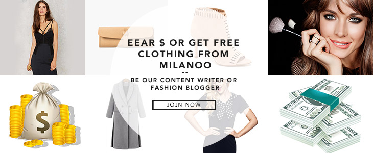 Be our fashion blogger or content writter