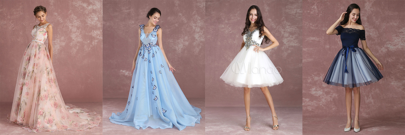 Big Fight Homecoming Dresses Vs Prom Dresses Milanoo Blog