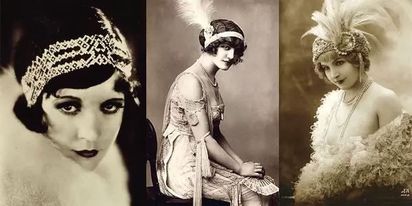 Traditional Flapper Dresses