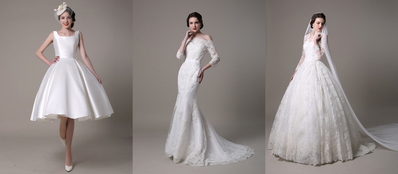 Retro wedding dresses 2018 Wedding Dresses Trend