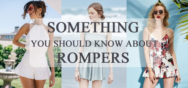 rompers & jumpsuit