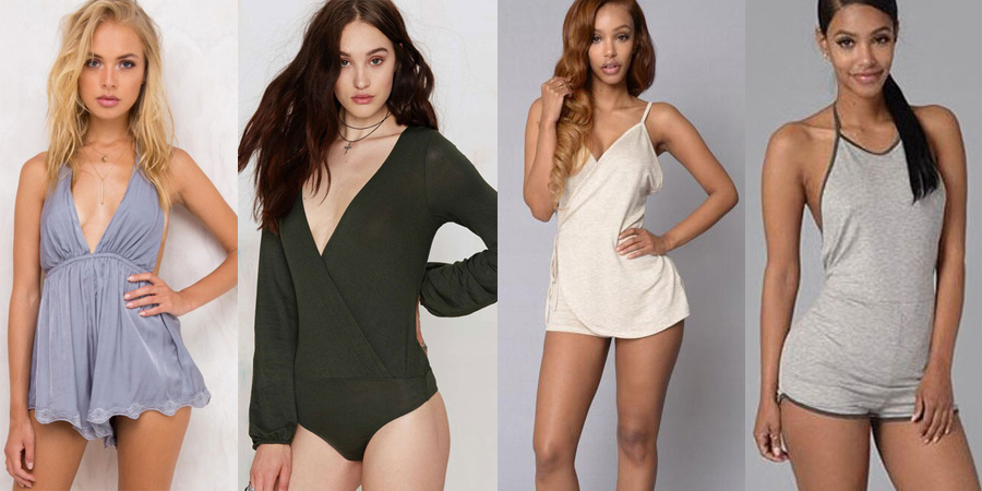 sexy sleep romper
