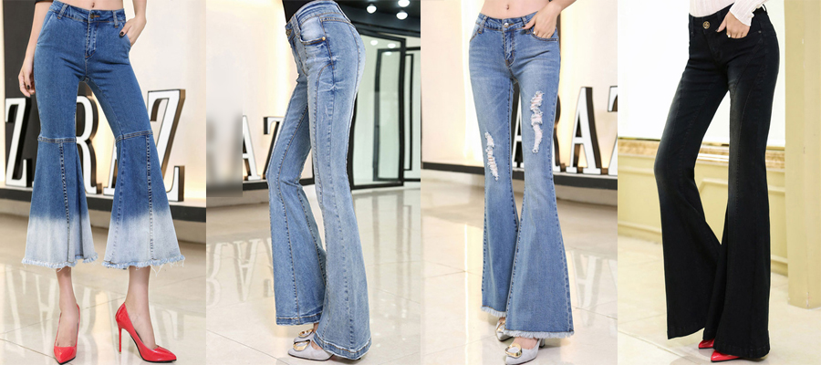 Flare Jeans & bell-bottoms
