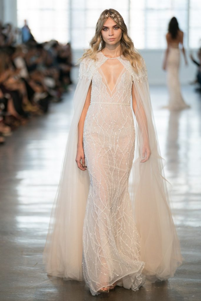 beading wedding dress