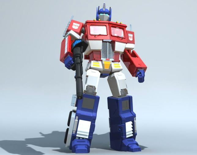 the transformers robot
