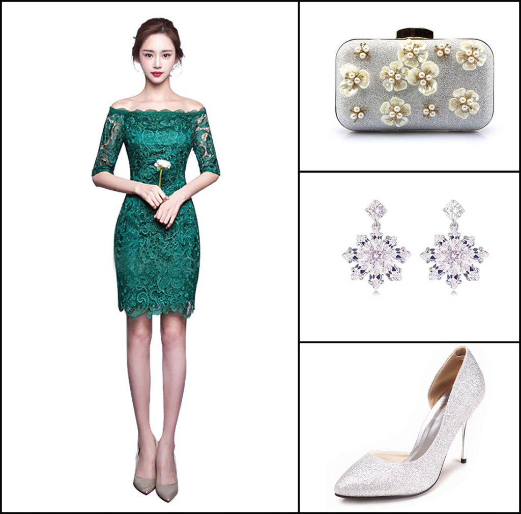 formal dress for wedding party