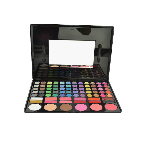 78-Color Eye Shadow/ Blusher/Bronzers Make-Up