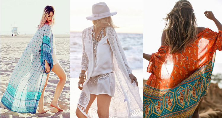 kimonos for beach