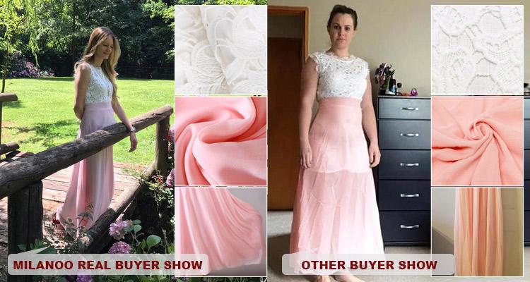 Does anybody buy dresses from milanoo?